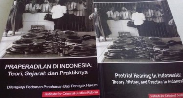 Pretrial Hearing in Indonesia: Theory, History, and Practice