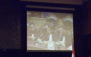 ICJR Kritik Putusan Pasal Perlindungan Anggota DPR, Putusan Tidak Menjawab Persoalan Hukum