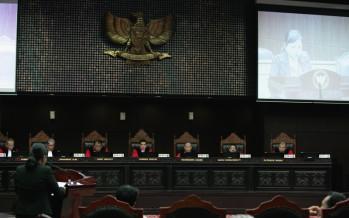 Uji UU MD3, Ahli: Mahkamah Kehormatan Dewan Intervensi Kekuasaan Kehakiman