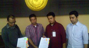 ICJR dan ICW gugat Surat Ederan Menteri Hukum dan HAM Yang Membuka Celah Pemberian Remisi Bagi Para Koruptor
