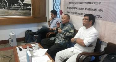 Lima Tantangan Dalam Pembahasan Rancangan KUHP 2015 di DPR