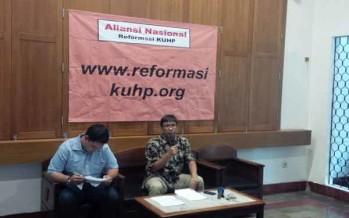 Update Panja R KUHP: Dorong Kehadiran Anggota DPR  dalam Pembahasan