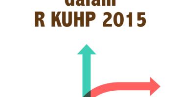 Meninjau Kebijakan Kriminalisasi Dalam RKUHP 2015