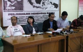 Koalisi Masyarakat Sipil untuk Hapus Hukuman Mati (HATI) Laporkan Jaksa Agung ke Ombudsman RI dan Komisi Kejaksaan
