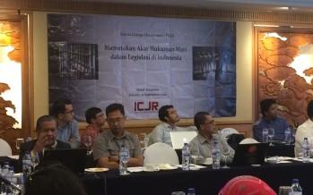 Memetakan Akar Hukuman Mati dalam Legislasi di Indonesia