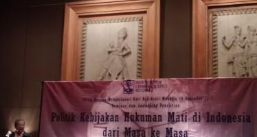 Hukuman Mati di Indonesia dari Masa Ke Masa