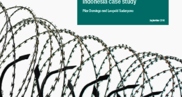 Political Economy of Pre-Trial Detention: Indonesia Case Study