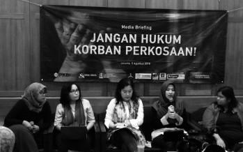 """3 Tuntutan Aliansi Keadilan untuk Korban Perkosaan: """"Jangan Hukum Korban Perkosaan!"""""""
