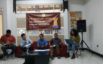Siaran Pers Bersama: 10 Tahun LPSK dalam Wajah Hukum Indonesia