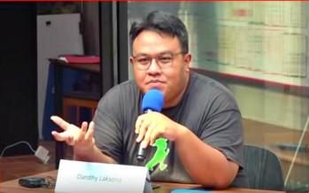 ICJR Minta Kepolisian Segera Cabut Status Tersangka Dandhy Dwi Laksono