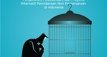 Hukuman Tanpa Penjara: Pengaturan, Pelaksanaan, dan Proyeksi Alternatif Pemidanaan Non Pemenjaraan di Indonesia