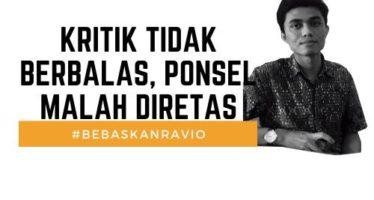 [Siaran Pers Koalisi] Ravio Bebas dengan Status Sebagai Saksi, Ungkap Segera Peretas, Hentikan Upaya Kriminalisasi