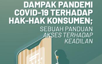 Modul: Dampak Pandemi Covid-19 terhadap Hak-Hak Konsumen