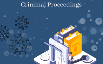 COVID-19 and Fair Trial Principles in Australia Criminal Proceedings